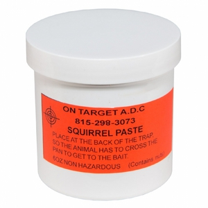 On-Target� Squirrel Paste Bait 6 oz. NSCOTSB6